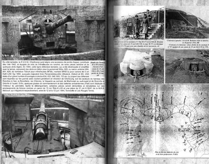 大西洋の壁 シェルブールの戦